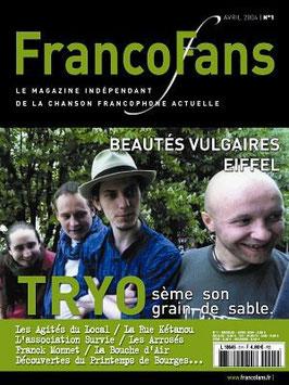 FrancoFans N°01 - avril 2004