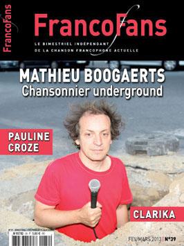 FrancoFans n°39 - fév/mars 2013