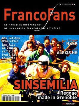 FrancoFans N°06 - octobre 2004