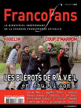FrancoFans n°22 - avril/mai 2010
