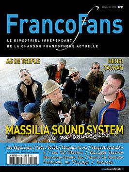 FrancoFans n°11 - juin/juil 2008