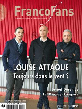 FrancoFans papier n° 58