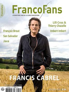 FrancoFans papier n° 88