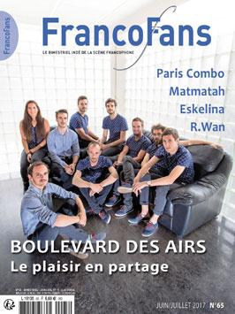FrancoFans papier n° 65