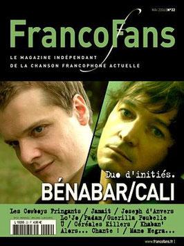 FrancoFans N°22 - mai 2006