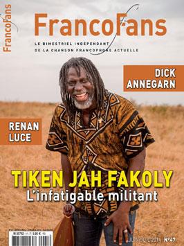FrancoFans n°47 - juin/juil 2014