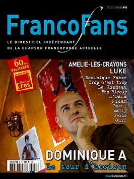 FrancoFans n°08 - déc 07/jan 08
