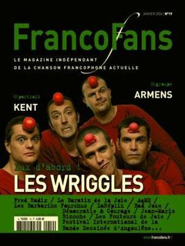 FrancoFans N°19 - janvier 2006