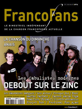 FrancoFans n°14 - déc 08/jan 09