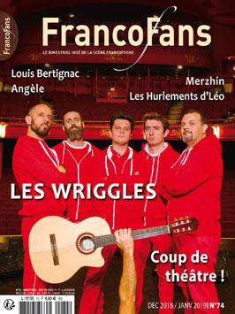 FrancoFans papier n° 74