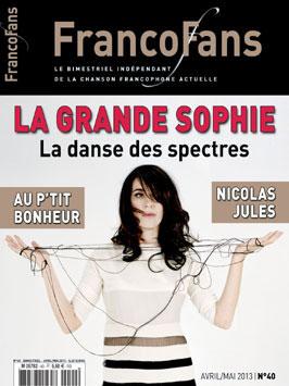 FrancoFans n°40 - avril/mai 2013