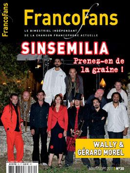 FrancoFans n°30 - août/sept 2011