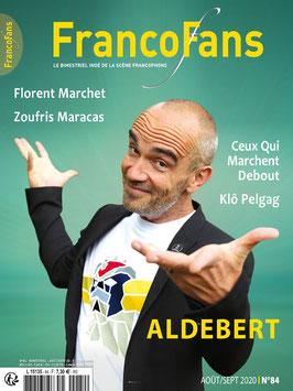 FrancoFans papier n° 84