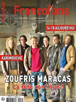 FrancoFans papier n° 52