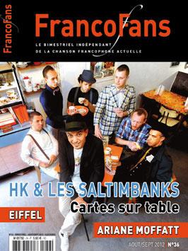 FrancoFans n°36 - août/sept 2012