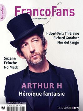 FrancoFans papier n° 73