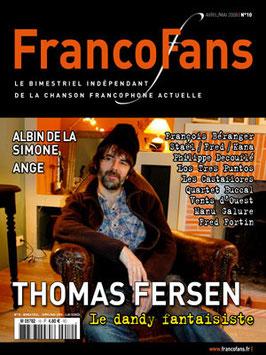 FrancoFans n°10 - avril/mai 2008
