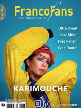 FrancoFans papier n° 86