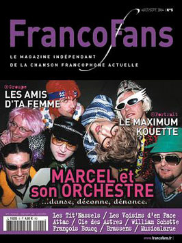 FrancoFans N°05 - août/sept 2004