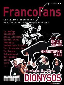 FrancoFans N°24 - juillet 2006