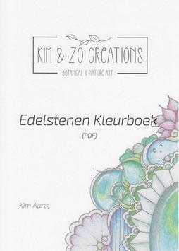 Edelstenen Kleurboek (PDF)