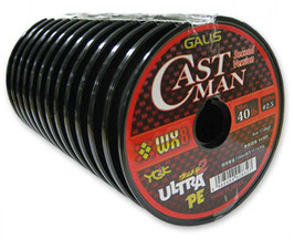 YGK ULTRA CASTMAN 100mt