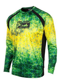 PELAGIC VAPORTEK  DORADO HEX Technical Shirt