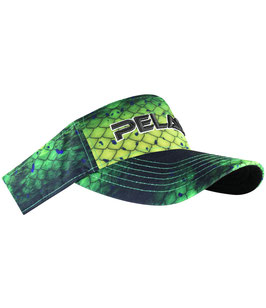PELAGIC PERFORMANCE VISOR - DORADO GREEN