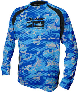 PELAGIC VAPORTEK  AMBUSH Technical Shirt