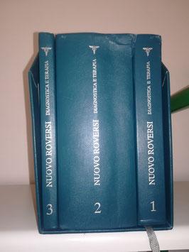 218/MRN NUOVO ROVERSI DIAGNOSTICA E TERAPIA (volume 1-2-3)