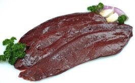 Foie de Boeuf 5€/Kg  )