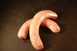 Saucisse  de Toulouse 14,50€/kg