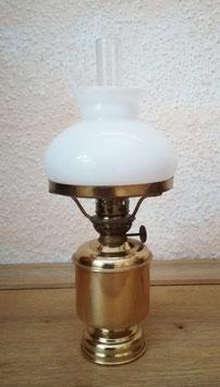 Vintage D.H.R. Holland, nautische Petroleumlampe/maritime Dinnerlampe
