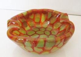 Ascher, Glas, bunt, 60er Jahre