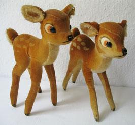 2 Bambi Rehe von Steiff