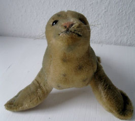 Robbe/Seehund Robby von Steiff