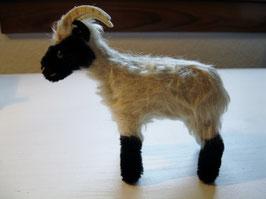 Schaf, Heidschnucke / Heideschaf Snucki von Steiff