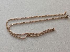 Vintage 333 Goldkette L 50,4 cm