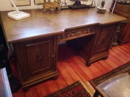 Schreibtisch Eiche um 1920