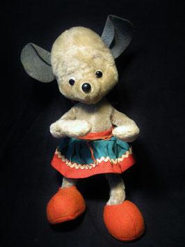 Schuco Bigo Bello Baby-Maus mit Quiek-Stimme