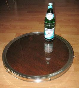 sehr großer drehbarer Tafelaufsatz/drehbare Kuchenplatte, Tortenplatte