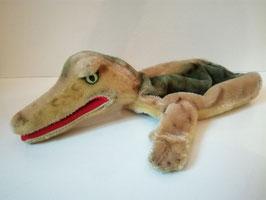 Hand-Krokodil Gaty von Steiff