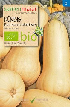 BIO KÜRBIS BUTTERNUT WALTHAM