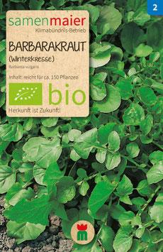 BIO BARBARAKRAUT (WINTERKRESSE)