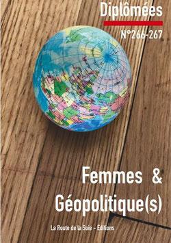 Diplômées 266-267 : Femmes & Géopolitique(s)