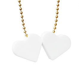 DUO SWEETHEARTS / WHITE