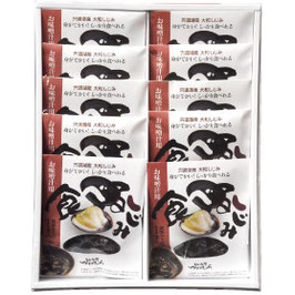 宍道湖産大和しじみ 食べるしじみお味噌汁用 40gx10袋