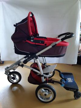 Moderner Kinderwagen