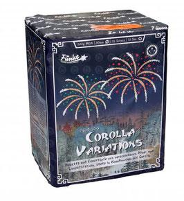 Funke Corolla Variations, 20 Schuss Batterie