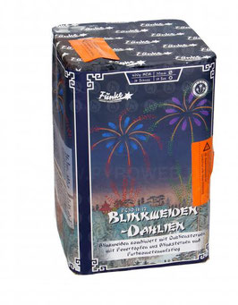 Funke Blaublink-Brokat, 16 Schuss Batterie